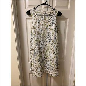 Cynthia Rowley Linen Dress - Floral
